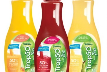 Tropicana Trop50 Grows Line Of Fewer-Calorie Offerings