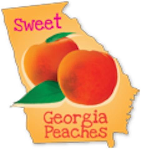 georgia peach pics