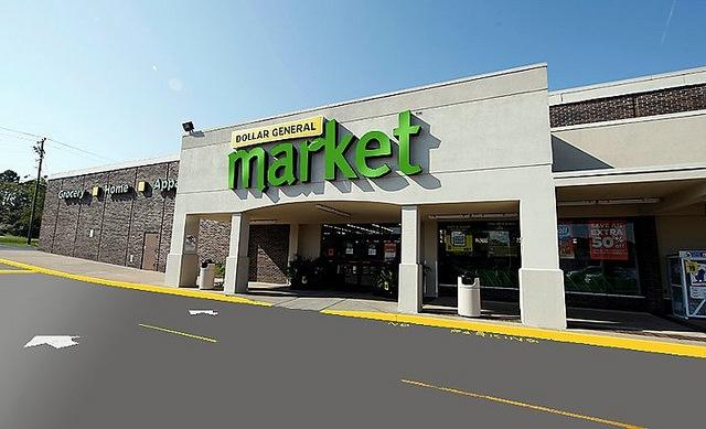 Dollar General Market Store Front