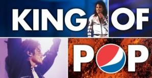 PepsiCo King of Pop