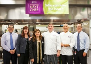 Safeway's Next Chef Dave Histed