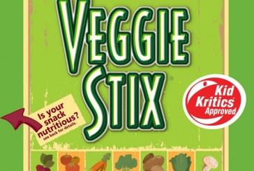 New Line Of Veggie Stix Hits Store Shelves
