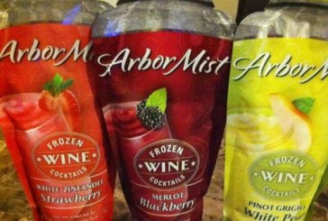 Arbor Mist Launches Frozen Wine Cocktails