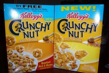 Kellogg's Crunchy Nut Celebrating 'Eat What You Want Day'