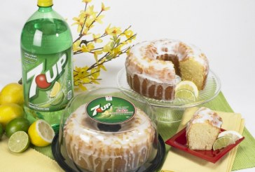 Café Valley Bakery Launches New 7UP Cake