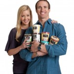 Drew Brees, Wife Kick Off National Ice Cream Month With Promotion For Foundation