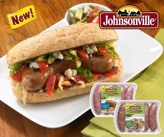 Johnsonville Sausage Pork & Chicken