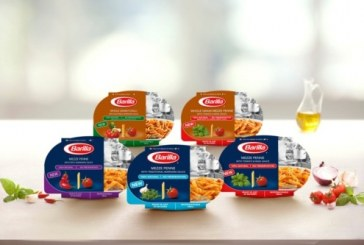 Barilla Rolls Out Microwaveable Meals Nationwide