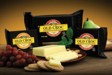 'Old Croc' Australian Aged Cheddar Adds Bold Flavor to Cheese Case