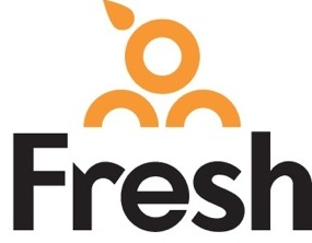 United Fresh logo 'fresh'