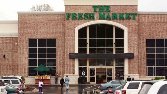 Fresh market reports 43 percent jump in net income during for Fish market greensboro nc