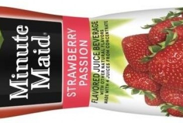 Minute Maid Introduces Two New Flavors