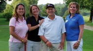 AG New England charity golf tourney