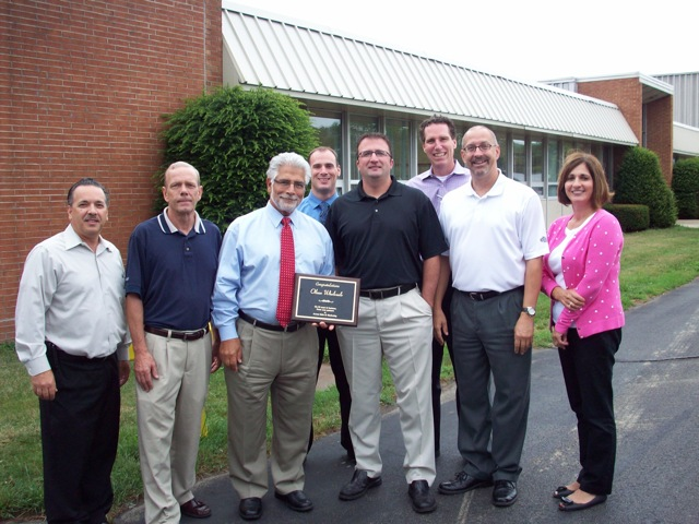 Acosta, Olean Celebrate Co-op's 90th Anniversary With Luncheon