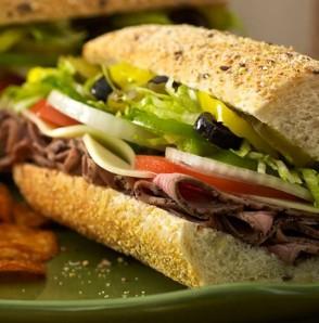 Publix Deli Sandwich