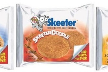 Select Jersey Shop-Rites To Carry Skeeter's Lunchbox-Ready Cookies