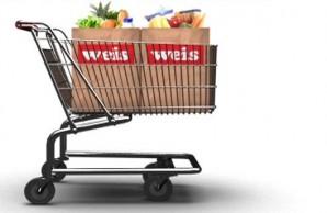 Weis Markets cart