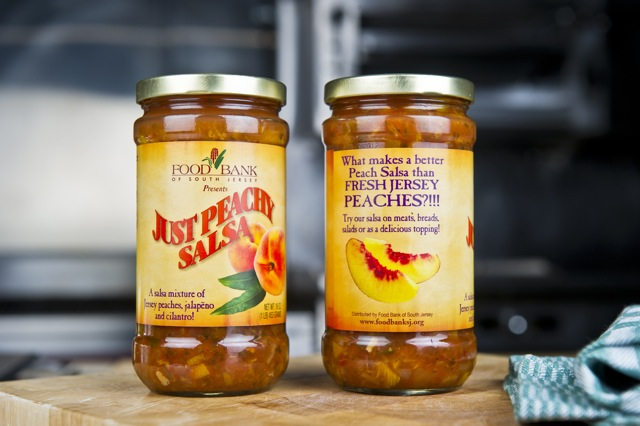 Campbell Soup, Food Bank Launch 'Just Peachy' Salsa For Hunger Relief
