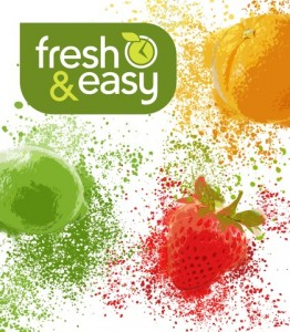 Fresh & Easy winning bag design