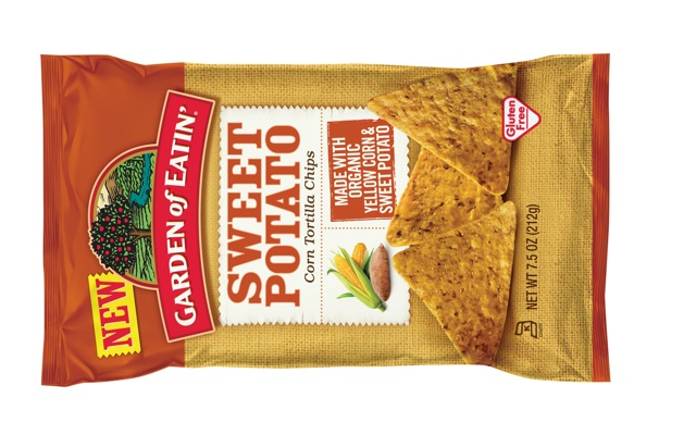 Garden of Eatin Introduces Two New Tortilla Chip Flavors Shelby