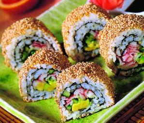 King Prince Surimi Sushi Rolls