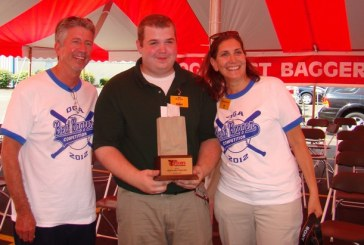 Aaron Gilbert Crowned Ohio's Best Bagger