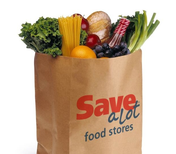 Save-A-Lot bag
