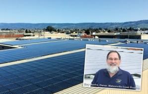 THE SOLAR COMPANY WATSONVILLE COAST PRODUCE