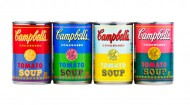 Campbell's Soup Limited-Edition Cans