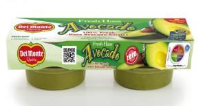 Del Monte Frsh Hass Avocado 4 Pack