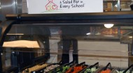 Whold Foods Market salad bars