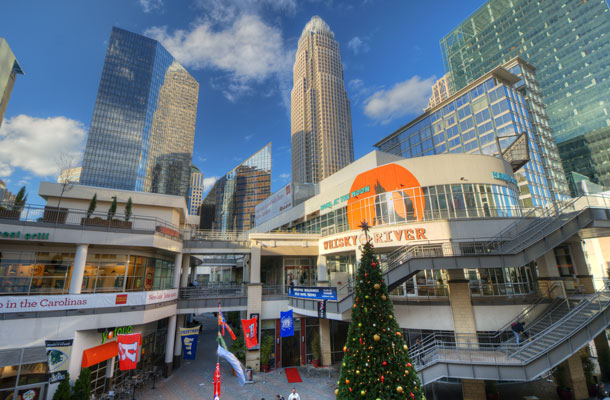 The Carolinas Prove Hot Spots For Retailers