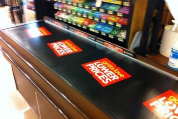 Supervalu Installs Checkstand Belt Covers At 180 Jewel Osco Stores