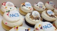 NACS cupcakes
