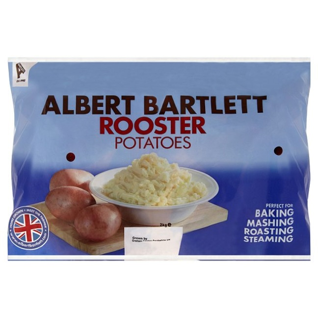 Albert Bartlett Potatoes Making U.S. Debut At Walmart