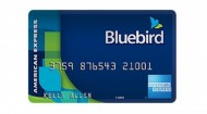 Blue Bird card by Walmart, Amex