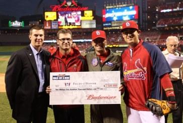 Budweiser Donates $2.5M To FHF Through 'Walk-Off A Hero' Program
