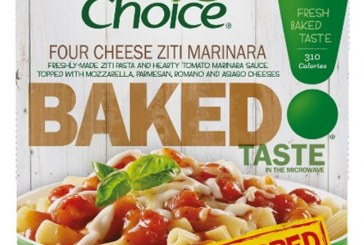 Healthy Choice Introduces Baked Entrees