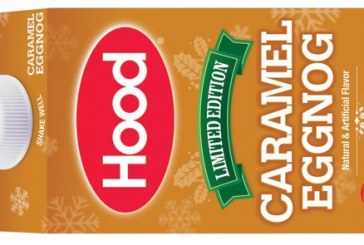 Hood Releasing New Caramel EggNog Flavor For Limited Time