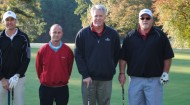 Alabama Grocers golf morning's first place team