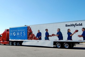 Smithfield, UFCW Donate 1M-Plus Servings Of Protein To Sandy Relief