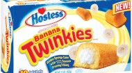 Twinkies package, by Hostess