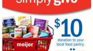 Meijer Simply Give