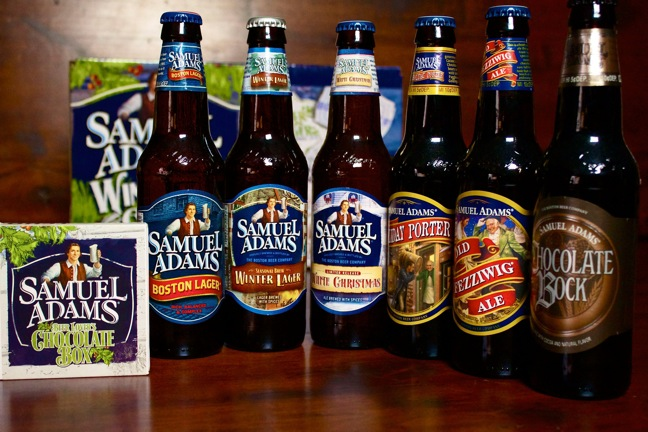 samuel adams tcho create holiday chocolate box for craft