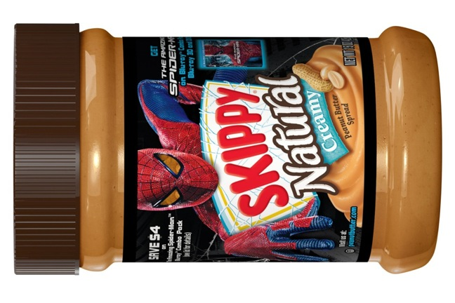 Skippy Spider-Man