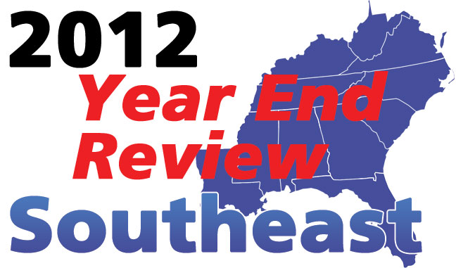 Year In Review: Top Stories In The Southeast