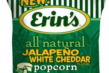 Erin's Introduces New Popcorn Flavor