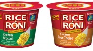 RICE-A-RONI FLAVORED RICE CUPS