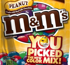 M&M's You Pick 8-oz. package