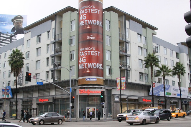 Walgreens Debuts Los Angeles Flagship Store At Sunset and Vine